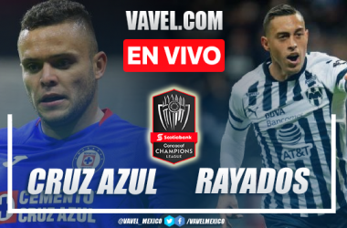 Goals and Highlights: Cruz Azul 1-4 Monterrey in Liga de Campeones CONCACAF 2021