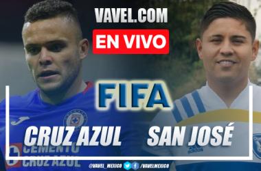 Goles y resumen del Cruz Azul 0-2 San José Earthquakes en Amistoso 2021