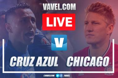 Goals and Highlights: Cruz Azul 2-0 Chicago Fire, 2019 Leagues Cup