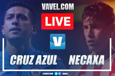 Goal and highlights: Cruz Azul 4-0 Necaxa in Super Copa MX