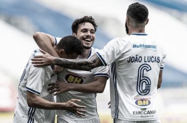 Cruzeiro elimina Patrocinense e avança à final do Troféu Inconfidência