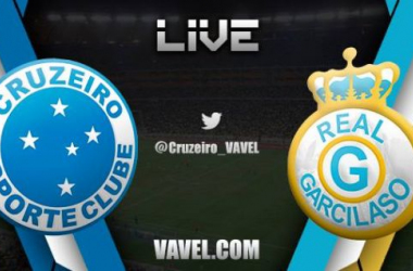 Cruzeiro x Real Garcilaso, Copa Libertadores 2014