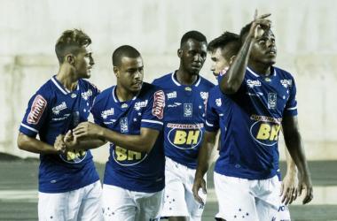 Com gols de Marcos Vinícius e Rafael Silva, Cruzeiro vence amistoso diante do Rio Branco-ES