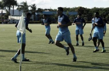 Leandro Damião é uma das novidades do Cruzeiro para a temporada (Foto: Divulgação/Cruzeiro)