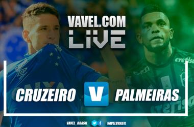 Cruzeiro x Palmeiras AO VIVO hoje pela Copa do Brasil 2018 (1-1)
