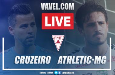 Gols e melhores Cruzeiro 1x0 Athletic-MGpelo Campeonato Mineiro