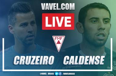 Gols e melhores momentos Cruzeiro 0x1 Caldense pelo Campeonato Mineiro