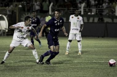 Noite apagada e TN30 pouco criativo: confira notas para atletas do Cruzeiro contra Caldense
