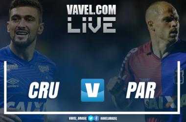 Resultado e gols de Cruzeiro x Paraná pelo Brasileirão 2018 (3-1)