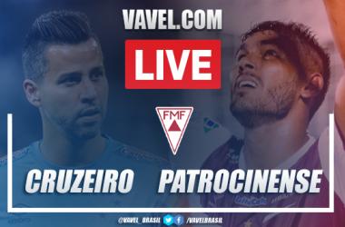Gols e melhores momentos Cruzeiro x Patrocinense pelo Campeonato Mineiro (4-0)