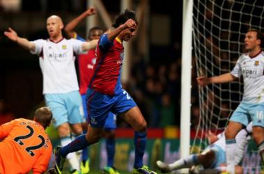 Crystal Palace se paie West Ham !