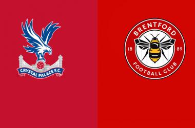 Resumen y mejores momentos del  Crystal Palace 0-0 Brentford en La Premier League 21/22