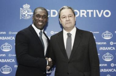 Fonte: RC Deportivo/Twitter