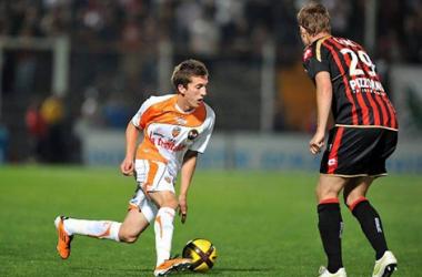 Mathias Autret va tenter de s'imposer en Ligue 2 (crédit-photo : ouest-france.fr)