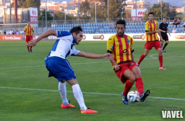 Como la temporada pasada, Espanyol B y Lleida comenzarán la temporada enfrentándose. (Imagen: Héctor Farrés | VAVEL).