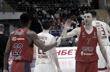 Turkish Airlines EuroLeague - Il CSKA chiude bene, l'Unicaja sorprende il Fenerbahce