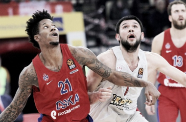 Turkish Airlines EuroLeague - Derby per il CSKA Mosca, Olympiacos a Istanbul