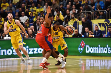 Turkish Airlines EuroLeague - CSKA Mosca inarrivabile, anche il Maccabi Tel Aviv si inchina