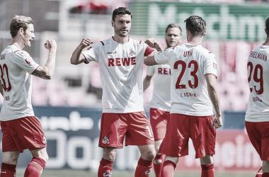 Colônia pega Düsseldorf em casa para se manter no sonho por vaga na Europa League