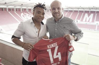 """Pierre Kunde: """"Volvería encantado al Atlético de Madrid"""""""