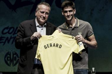 Gerad Moreno será la referencia en ataque del Villareal esta campaña | Foto: Villarreal Web