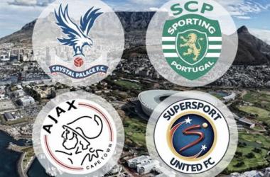 El Crystal Palace participará en la Cape Town Cup 2015