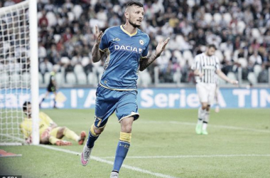 Juventus 0-1 Udinese: Thereau comes up trumps to shock Juve