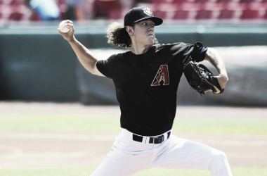 Interview with Connor Grey, the first Diamondbacks prospect to ever pitch a perfect game