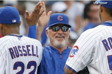 The Cubs are playoff bound. -- Tony Andraki, USA TOday