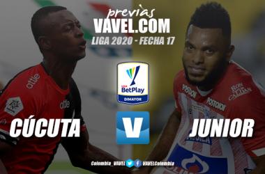 Previa Cúcuta Deportivo vs. Junior de Barranquilla: los 'tiburones' quieren meterse en las finales