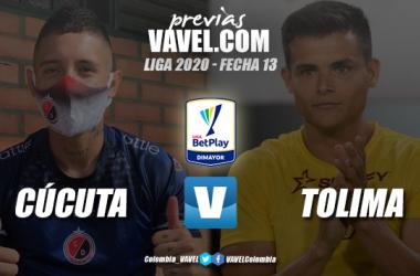 Previa Cúcuta Deportivo vs Deportes Tolima: duelo de tribus en un escenario inusual