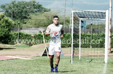 Juan Camilo Hernández, novedad del América para recibir a Jaguares