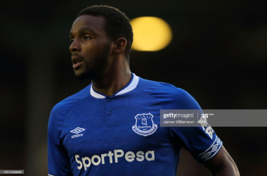 Everton defender Martina makes return to training ahead of Premier League restart