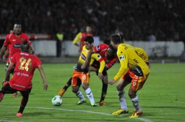 PREVIA: Barcelona - Deportivo Cuenca; Barcelona quedó concentrado
