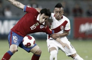 Christian Cueva se perderá el duelo ante Paraguay. (FOTO: depor.pe)