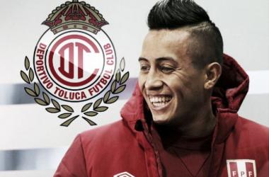 Cueva fue el jugador revelación de Perú en la Copa América (FOTOMONTAJE: Luis Burranca - VAVEL)