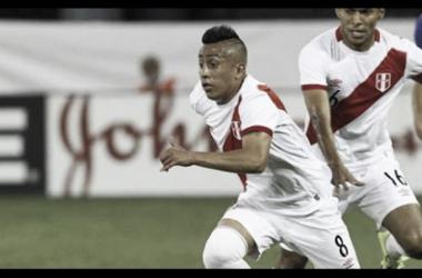 Cueva ya le anotó un gol a Brasil durante la Copa América 2015. (FOTO: lucidez.pe)