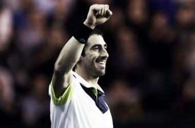 Pablo Cuevas gana un partido ATP cinco meses después