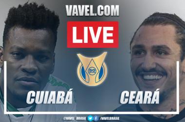 Gols e melhores momentos de Cuiabá x Ceará (2-2)