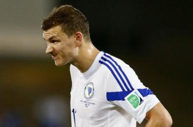 Nigeria - Bosnia: puntuaciones de Bosnia, jornada 2, grupo F
