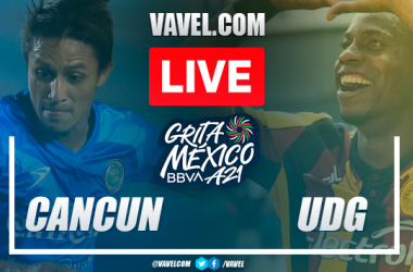 Cancun FC vs Leones Negros: Live Stream, Score Updates and How to Watch Liga Expansion MX Match