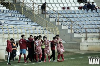 Fotos e imágenes del Cultural Leonesa - CD Guijuelo; 23ª jornada del Grupo I de Segunda División B