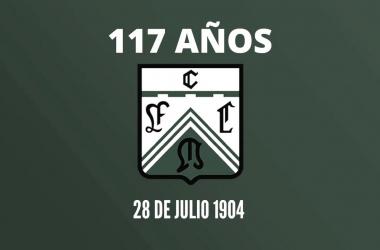 Ferro 117 años