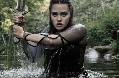 Primeras imágenes de 'Cursed', la nueva serie de Katherine Langford