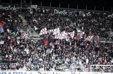 Cagliari-Benevento, stasera alla Sardegna Arena (Twitter-Cagliari Calcio)