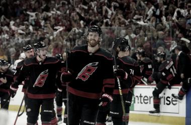Carolina Hurricanes, una de las sorpresas del año - NHL.com