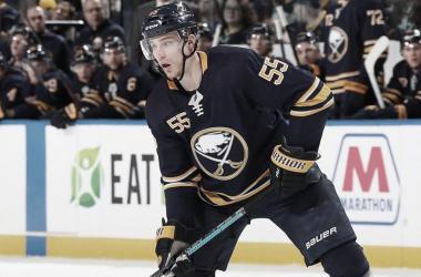 Ristolainen ha mantenido conversaciones para dejar a los Sabres   Foto: NHL.com