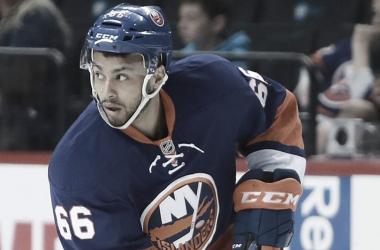 Josh Ho Sang debera lucirse si se quiere quedar en New York - NHL.com