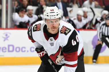 Michael Grabner is one of the key players ready to make a comeback to the Coyotes lineup (Photo: NHL.com)
