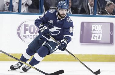 Kucherov decisivo con tres asistencias | Foto: NHL.com